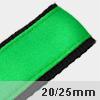 Taśma 20mm naszywana na taśmę 25mm